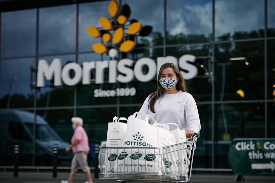 """The biggest shareholder in Morrisons it is """"not inclined to support"""" the agreed takeover deal for the business (Mikael Buck/Morrisons/PA) (PA Wire)"""