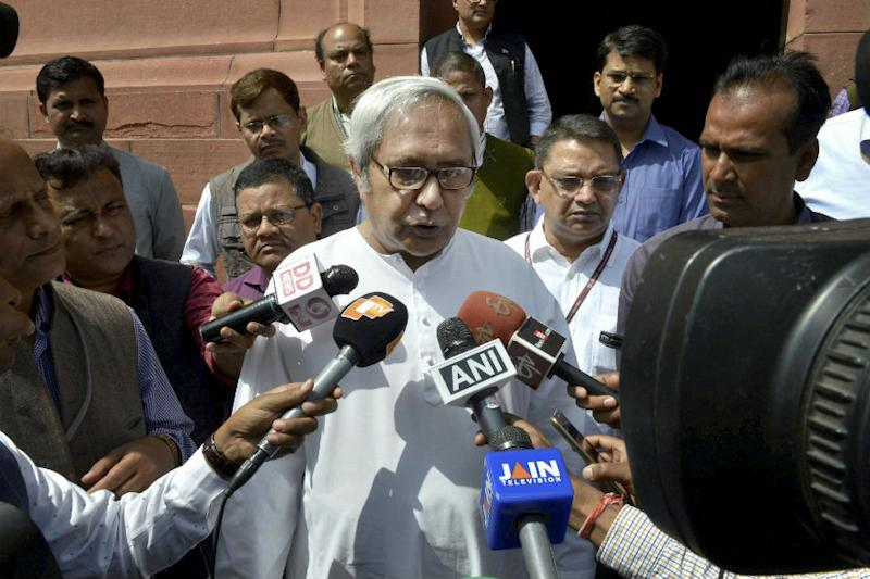 Naveen Patnaik Forms Ministerial Committee For Development of Odia Film Industry