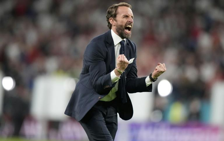 """""""When you've waited as long as we have to get through a semi-final, the players -- considering the limited international experience some of them have -- have done an incredible job,"""" said England boss Gareth Southgate"""