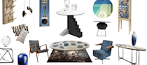 <p>At Mint you can find pieces from internationally renowned designers all in one place – handy. Their eclecitc mix of furniture and objects will have you seriously enthralled. [Photo: Mint] </p>