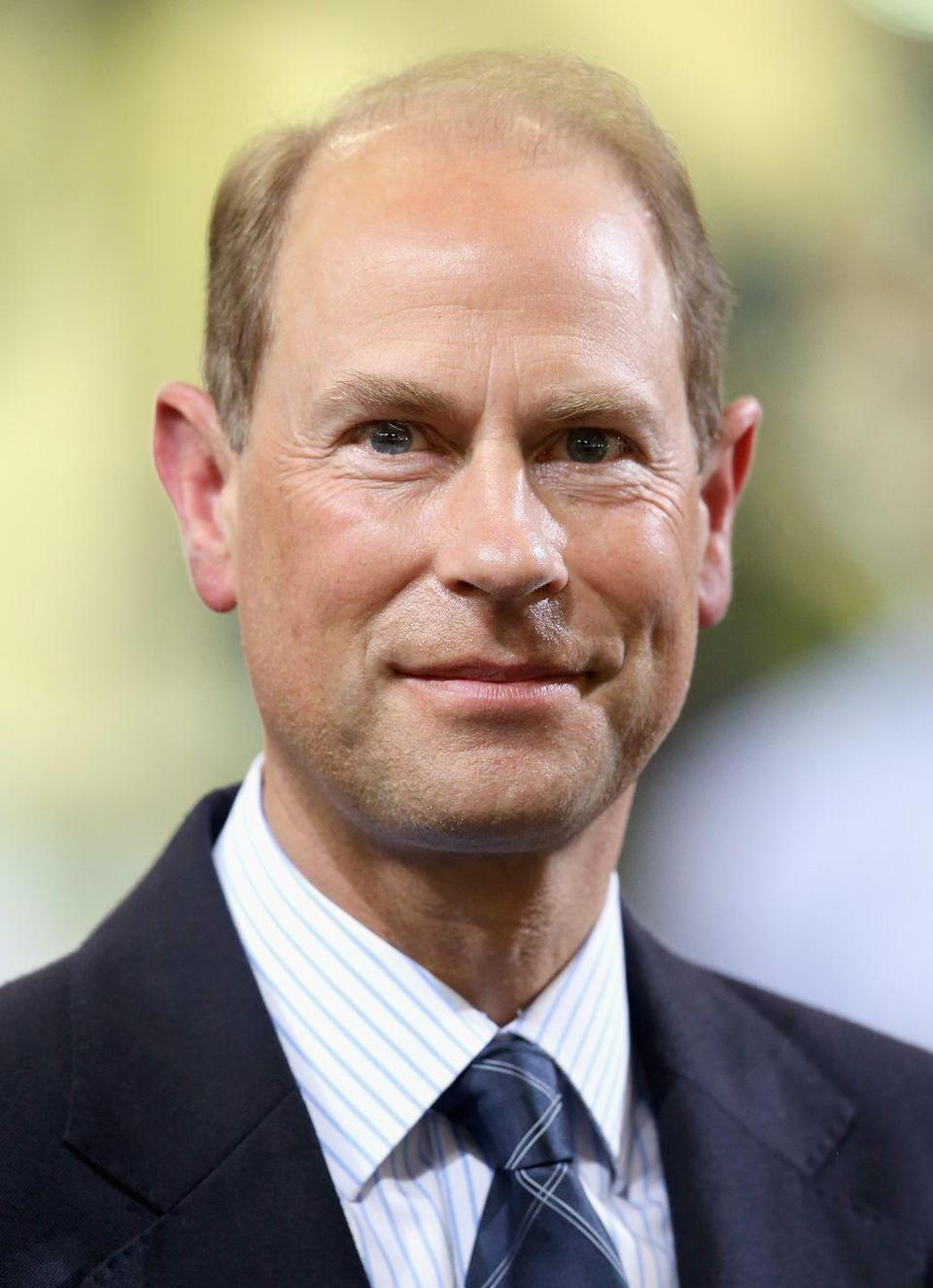 <p>As the youngest son to Queen Elizabeth and Prince Philip, the Earl of Wessex comes in at 13th in line to the throne.</p>