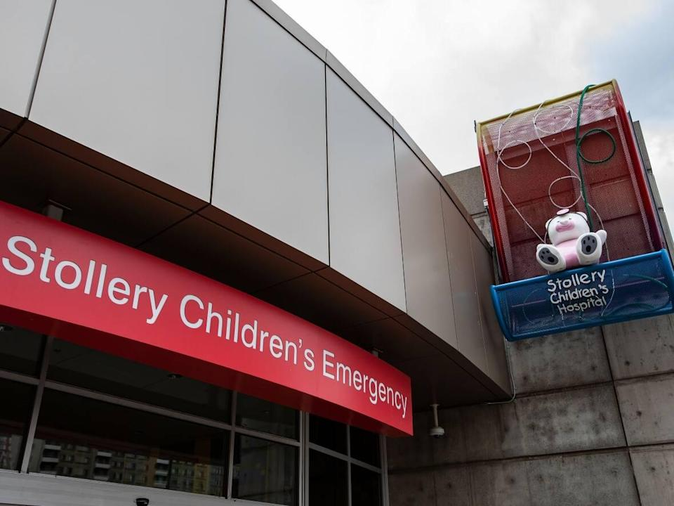 The Alberta Health Services triage protocol will not be used on pediatric patients. A spokesperson for AHS said medical staff had