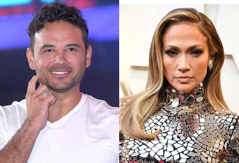 'Coronation Street' star Ryan Thomas made an unexpected appearance at Jennifer Lopez's star-studded 50th birthday party in Miami earlier this week (Karwai Tang/Steve Granitz/Getty Images)