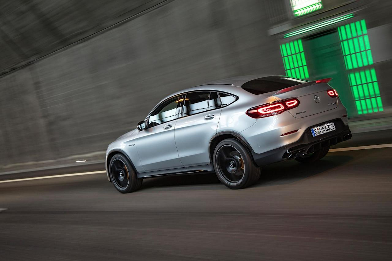 <p>Exterior updates for 2020 are limited to new head- and taillights, a revised grille and rear bumper, and new trapezoidal exhaust finishers.</p>