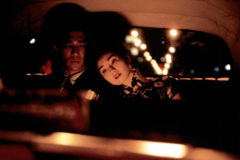 """<p><strong>In the Mood For Love</strong> is a Hong Kong romantic drama released in 2000. Starring Maggie Cheung and Tony Leung, the film follows Su Li-zhen and Chow Mo-wan, two neighbors living in a Hong Kong apartment in 1962. Though both in separate relationships, the two begin to spend time together and develop a platonic relationship. However, when their friendship blossoms into something more, they must question whether it's the right time to pursue their love.</p> <p>Watch <a href=""""https://play.hbomax.com/page/urn:hbo:page:GXmlRtQT2ViLCHAEAAB5V:type:feature?utm_id=sa%7c71700000067030777%7c58700005868654303%7cp53631644808&amp;gclid=CjwKCAiAmrOBBhA0EiwArn3mfDwERICCLznOttfdwFLAddwm2ADMxJQCovU1l8e46AhITtkYXJsfLxoC2OUQAvD_BwE&amp;gclsrc=aw.ds"""" class=""""link rapid-noclick-resp"""" rel=""""nofollow noopener"""" target=""""_blank"""" data-ylk=""""slk:In the Mood For Love""""><strong>In the Mood For Love</strong></a> on HBO Max now.</p>"""