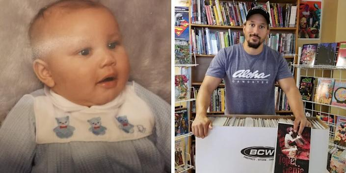 """Ethan HD, a professional wrestler and comic shop owner in Washington state, tries to level with his white family members but recently blocked his aunt and cousin on social media after they posted that """"all lives matter."""" (Photo: Ethan HD)"""