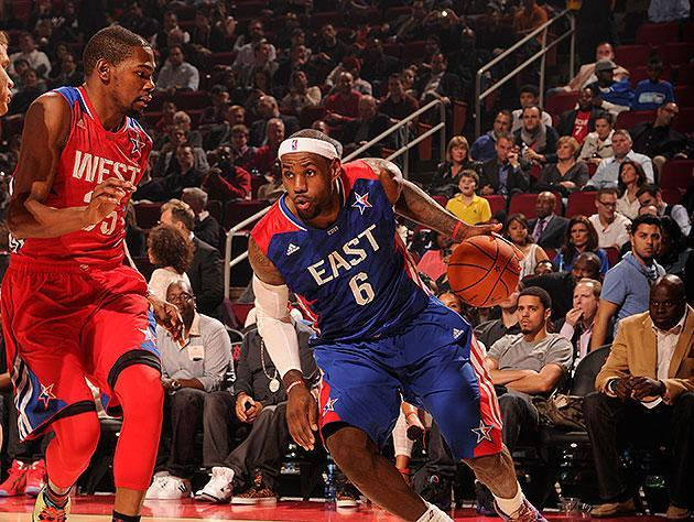 2014 NBA All-Star starters announced: LeBron, Durant lead all vote-getters, Love passes Dwight in West