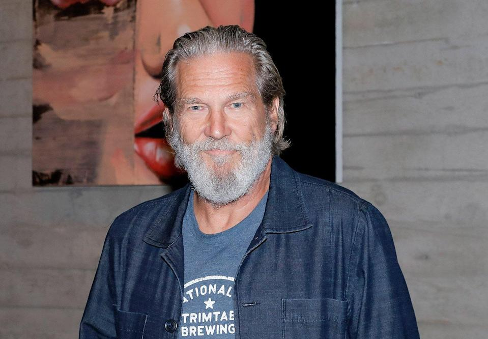 Jeff Bridges Reveals He Has Been Diagnosed with Lymphoma and Is Starting Treatment