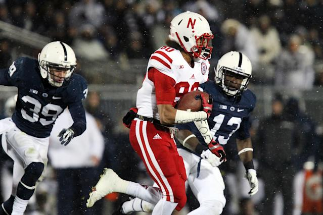 Nebraska's Kenny Bell says Kain Colter asked him for help with union movement