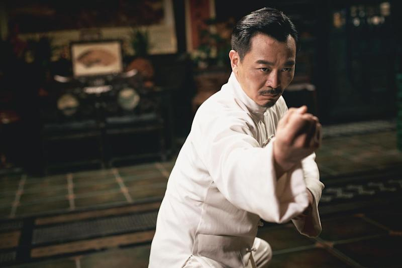 Wu Yue as Wan Zong Hua in Ip Man 4: The Finale. (PHOTO: Shaw Organisation)