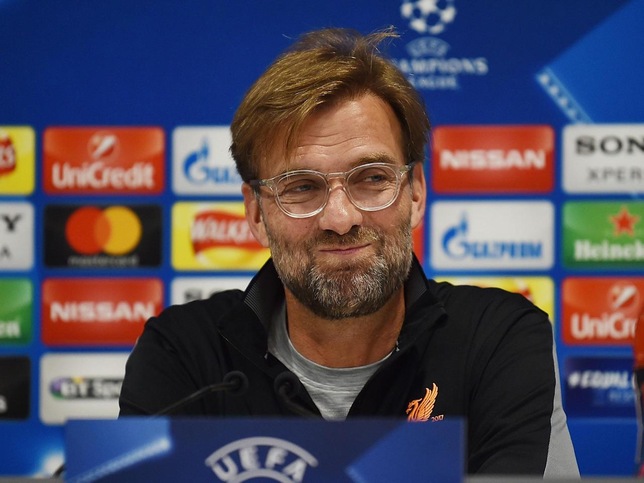 Liverpool vs Roma: Watch Jurgen Klopp's press conference LIVE ahead of huge Champions League clash
