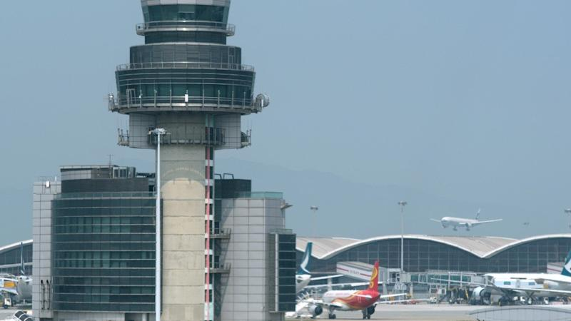 Hong Kong aviation authority orders investigation into air traffic control system after New Year's Day hitch