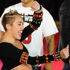 Miley Cyrus' Twerk-tastic VMA Performance: By the Numbers