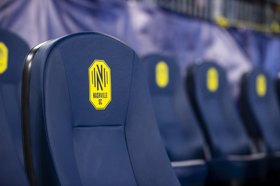 Nashville SC appears to be out of the MLS is Back Tournament in Florida after nine players tested positive for COVID-19. (Brett Carlsen/Getty Images)