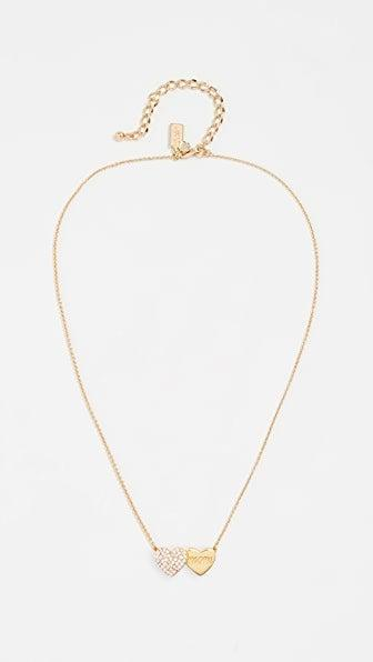 "<h2>Kate Spade New York Mom Knows Best Pave Heart Pendant Necklace</h2><br><br><strong>kate spade new york</strong> Mom Knows Best Pave Heart Pendant Necklace, $, available at <a href=""https://go.skimresources.com/?id=30283X879131&url=https%3A%2F%2Fwww.shopbop.com%2Fmom-knows-best-pave-heart%2Fvp%2Fv%3D1%2F1521245746.htm"" rel=""nofollow noopener"" target=""_blank"" data-ylk=""slk:Shopbop"" class=""link rapid-noclick-resp"">Shopbop</a>"