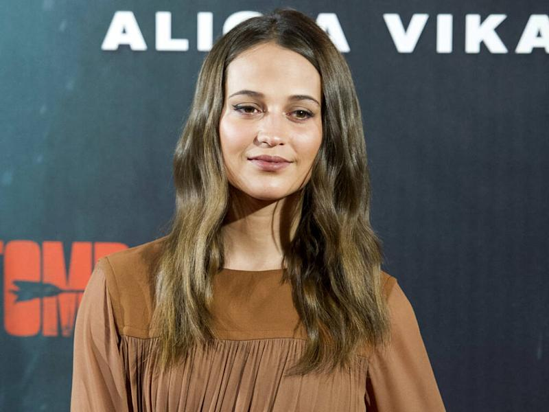 Alicia Vikander 'felt pretty amazing' after anxiety eased during lockdown