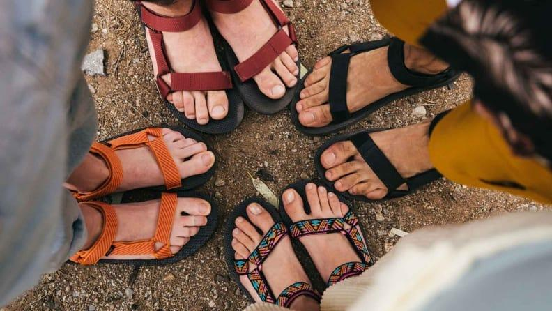 We're betting these will be your new favorite sandals.