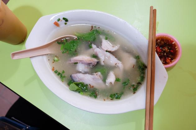 12 best sliced fish soups in singapore you need to for Best fish soup