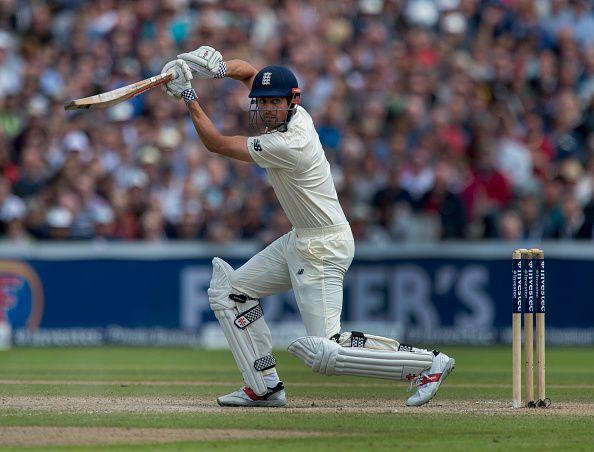 In spite of his poor run, Cook is better than most of the batsmen against spin