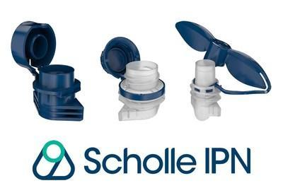 Scholle IPN's tethered cap designs for spouted pouch packaging reduce the chance for loose packaging pieces to be lost in the environment, increasing the chances for recyclability.