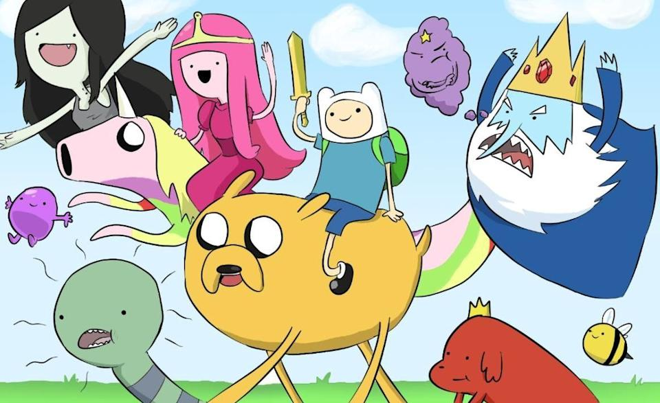 Any show that crosses a unicorn with a rainbow to create a character named Lady Rainicorn is worthy of a special place in our hearts. Adventure Time is set in the Land of Ooo and finds a twelve year old battling evil with the help of his magical dog. Anime-influenced, and loveably bonkers, this is the type of children's television that produces future Terry Gilliams and Lady Gagas from its young audience. Well worth a watch whatever your age.