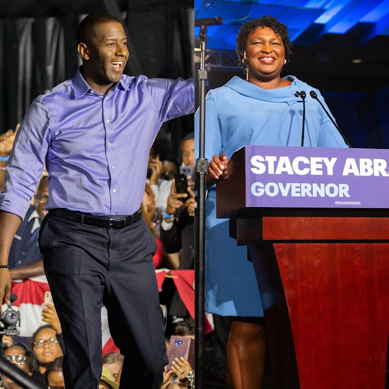 Stacey Abrams's Campaign Says Recount or Runoff Is Possible—If All Georgia Votes Are Actually Counted—While Andrew Gillum's Race Enters Recount Range in Florida