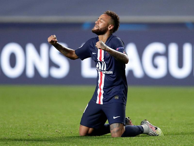 PSG's Champions League semi-final win over RB Leipzig was a coming of age for Neymar: Reuters