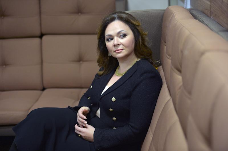 Russian lawyer who met with Trump Jr. admits she's a Kremlin 'informant'