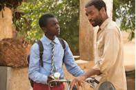 "<p>This inspiring, family-friendly movie is proof that one spark — well, windmill — starts the fire. In the face of a drought crisis, Malawi-born William Kamkwamba discovers a way to build a windmill to power an electric water pump. Along the way, William must decide if the risk — and investment — is worth the end result. </p><p><a class=""link rapid-noclick-resp"" href=""https://www.netflix.com/title/80200047"" rel=""nofollow noopener"" target=""_blank"" data-ylk=""slk:STREAM NOW"">STREAM NOW</a></p>"