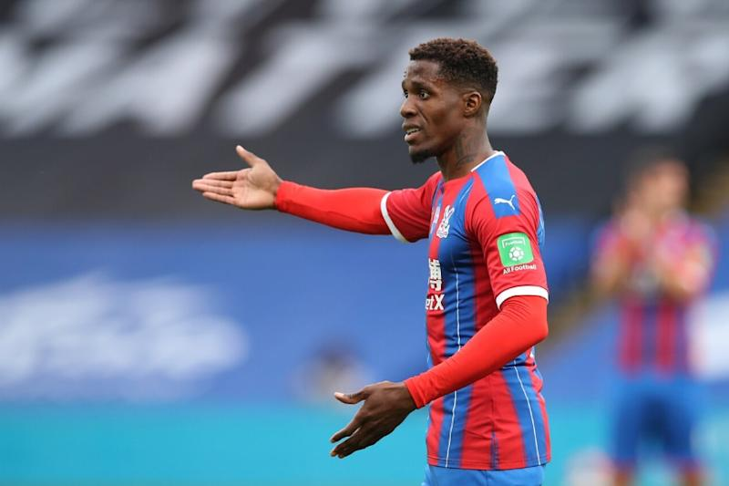 'You Cannot Hide Behind Social Media': Wilfried Zaha Wants Action Against Racial Abuse