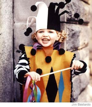 "<div class=""caption-credit""> Photo by: Jim Bastardo</div><div class=""caption-title"">Jester Costume</div><p> This enchanting costume is all no-sew. <br> </p> <p> <a href=""http://www.parenting.com/article/Toddler/Activities/Jester-21354917?src=syn&dom=shine"" rel=""nofollow noopener"" target=""_blank"" data-ylk=""slk:How to Make the Jester Costume"" class=""link rapid-noclick-resp"">How to Make the Jester Costume</a> <br> <a href=""http://www.parenting.com/activity-parties-article/Activities-Parties/Celebrations/Halloween-Central-21355156?src=syn&dom=shine"" rel=""nofollow noopener"" target=""_blank"" data-ylk=""slk:More Costumes at Halloween Central"" class=""link rapid-noclick-resp"">More Costumes at Halloween Central</a> </p>"