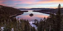 "<p><strong>Best Lake Getaway </strong></p><p>You'd be hard-pressed to find a more spectacular setting than Lake Tahoe, the 22-mile-long crystalline lake in the Sierra Nevada (straddling the border of California and Nevada). Take sightseeing cruises, tee-off on scenic golf courses, go hiking and biking in the mountains, and in the evening, try your luck in one of Tahoe's casinos. </p><p><strong><em>Where to Stay: </em></strong><a href=""https://www.tripadvisor.com/Hotel_Review-g1798615-d209389-Reviews-Lake_Tahoe_Resort_Hotel-South_Lake_Tahoe_Lake_Tahoe_California_California.html"" rel=""nofollow noopener"" target=""_blank"" data-ylk=""slk:Lake Tahoe Resort Hotel"" class=""link rapid-noclick-resp"">Lake Tahoe Resort Hotel</a>, <a href=""https://www.tripadvisor.com/Hotel_Review-g45956-d84627-Reviews-Hyatt_Regency_Lake_Tahoe_Resort_Spa_and_Casino-Incline_Village_Lake_Tahoe_Nevada_Nevada.html"" rel=""nofollow noopener"" target=""_blank"" data-ylk=""slk:Hyatt Regency Lake Tahoe Resort"" class=""link rapid-noclick-resp"">Hyatt Regency Lake Tahoe Resort</a></p>"