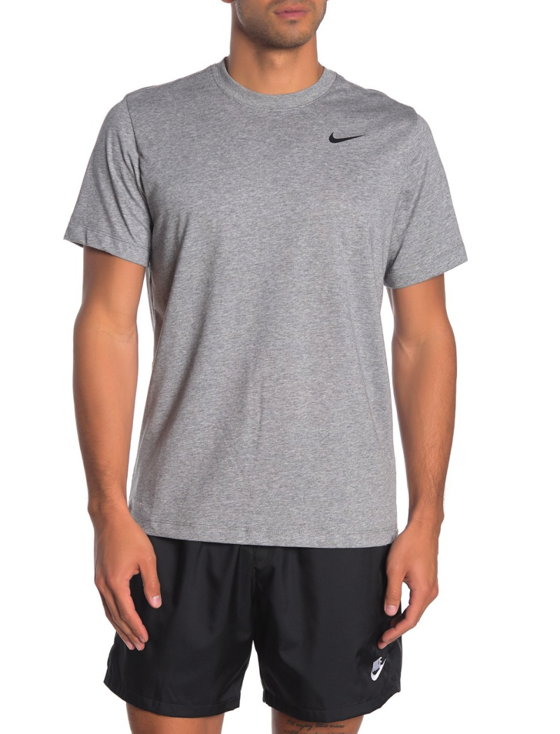 This basic dry t-shirt can be worn at the gym or at work — and it's less than $20 right now. (Photo: Nordstrom Rack)