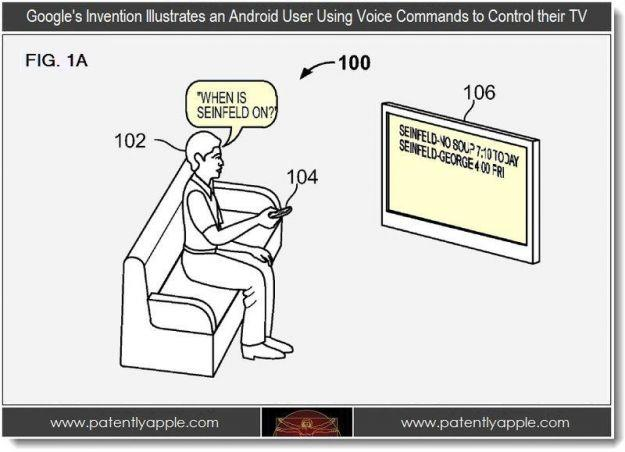 Will Google beat Apple to a voice-controlled television?