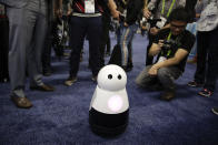 <p>Mayfield Robotics' Kuri home robot is like an Alexa smart speaker come to life – a chatty little robot which can navigate its own way through users' homes, waking its owner up in the morning and greeting them when they return home. </p>
