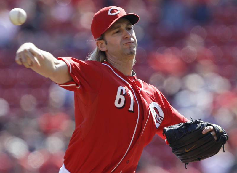 D-Backs, Arroyo agree to 2-yr, $23.5 million deal