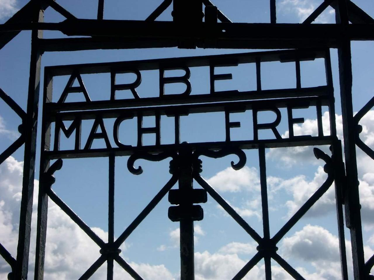 This Is the Horrific Evil American Soldiers Saw in Nazi Germany's Concentration Camps