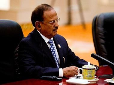 NSA Ajit Doval, Pakistani counterpart met in Thailand on 27 December, issues across LoC discussed