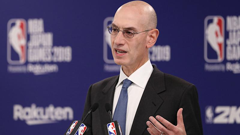 Adam Silver decision on NBA season may come in 2-4 weeks, reports say