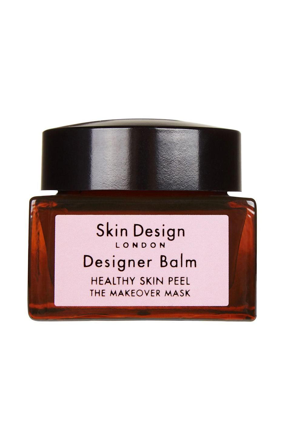 """<p><strong>Skin Design London</strong></p><p>neimanmarcus.com</p><p><strong>$105.00</strong></p><p><a href=""""https://go.redirectingat.com?id=74968X1596630&url=https%3A%2F%2Fwww.neimanmarcus.com%2Fp%2Fprod206470056&sref=https%3A%2F%2Fwww.marieclaire.com%2Fbeauty%2Fg33597196%2Fbest-retinol-creams%2F"""" rel=""""nofollow noopener"""" target=""""_blank"""" data-ylk=""""slk:SHOP IT"""" class=""""link rapid-noclick-resp"""">SHOP IT</a></p><p>Rose, retinol, and hyaluronic acid are a triple threat in this luxe balm. Massage it into the skin and rinse it off after fifteen minutes for an instantly glowy complexion.</p>"""