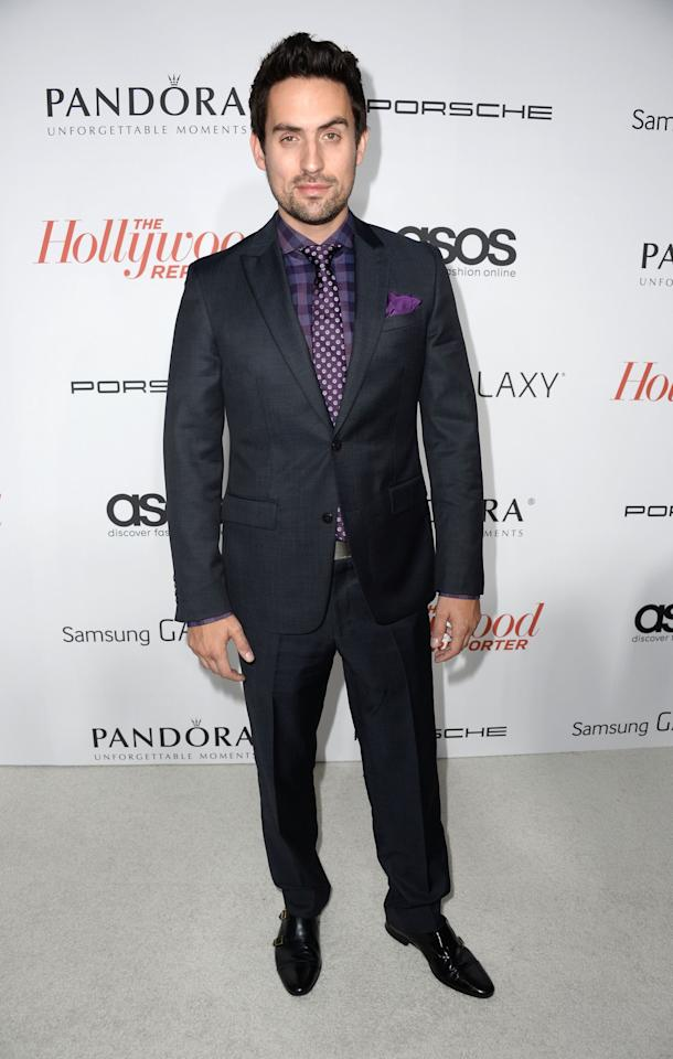 WEST HOLLYWOOD, CA - SEPTEMBER 19: Actor Ed Weeks arrives at The Hollywood Reporter's Emmy Party at Soho House on September 19, 2013 in West Hollywood, California. (Photo by Frazer Harrison/Getty Images)