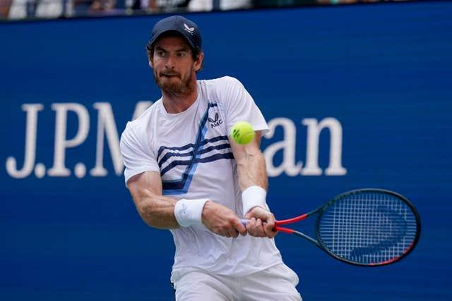 Andy Murray built on his fine US Open performance last month (Seth Wenig/AP)