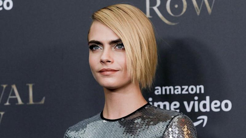 Cara Delevingne Gushes Over Being In Love It Just Feels Incredible