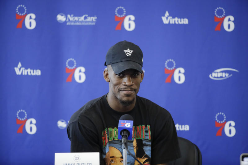 76ers shouldn't view Heat as threat to land Jimmy Butler