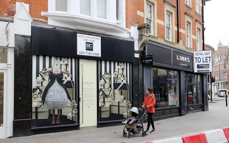 Imminent end of business rates relief riles retailers