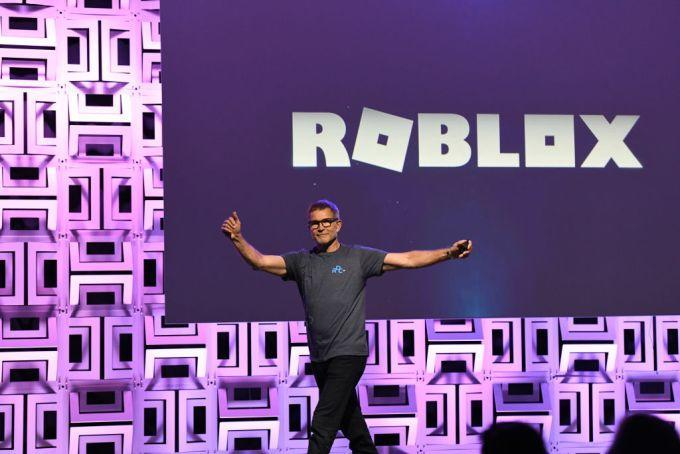 David Baszucki, founder and CEO of Roblox - Roblox Developer Conference 2019