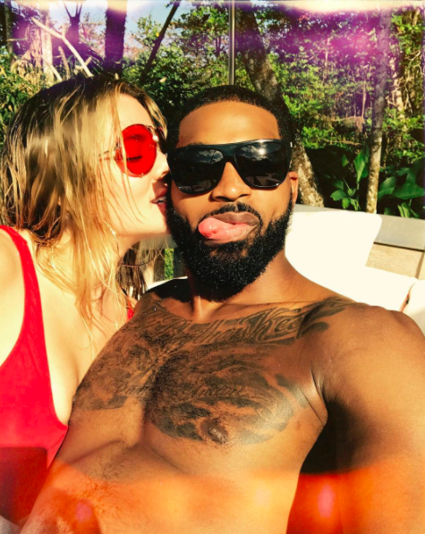 Khloe has been open about her desire to be a mum with boyfriend Tristan. Source: Instagram