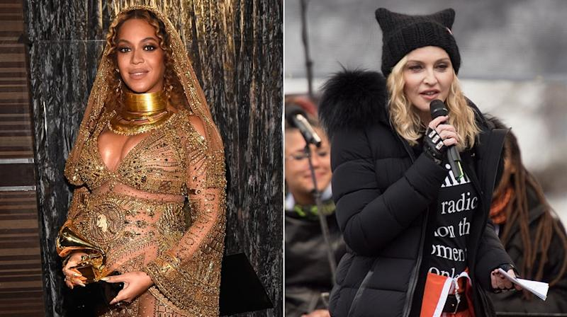 Beyonce, Madonna, Coldplay Pen Letter for International Women's Day