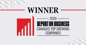 Canadian mattress company GoodMorning.com is pleased to announce it's been named one of Canada's Top Growing Companies in an annual ranking conducted by The Globe & Mail's Report on Business magazine.
