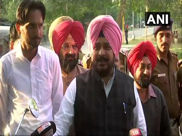 Forest Minister of Punjab, Sadhu Singh Dharamsot (File Photo)